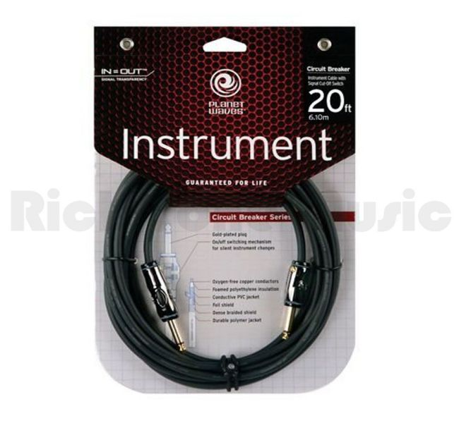 PLANET WAVES PW AG 20 CABO DE GUITARRA