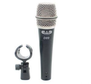 CAD Audio D89 Microfone Dinâmico