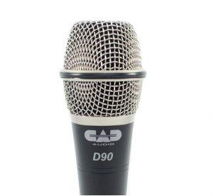 CAD Audio D90 Microfone Dinâmico