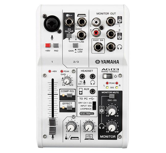 AG03 – Yamaha