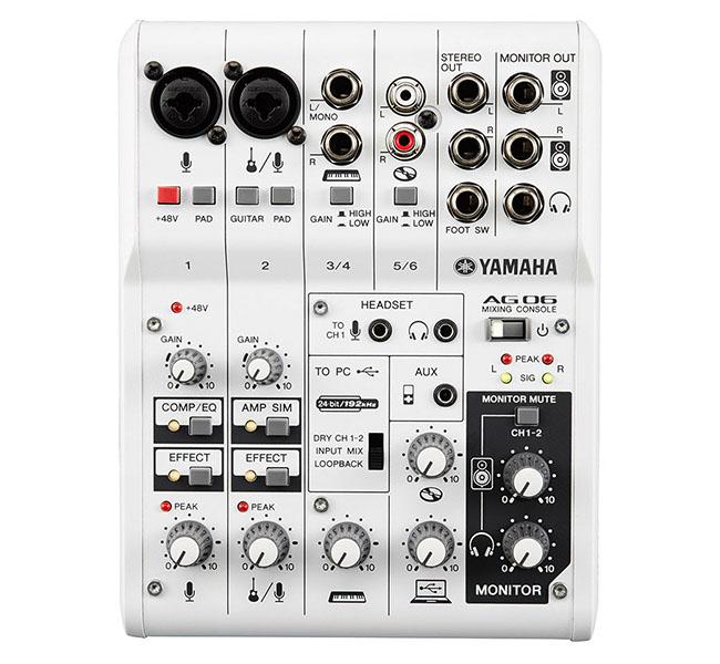 AG06 – Yamaha
