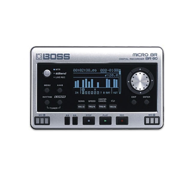 Gravador BR-80 – Boss