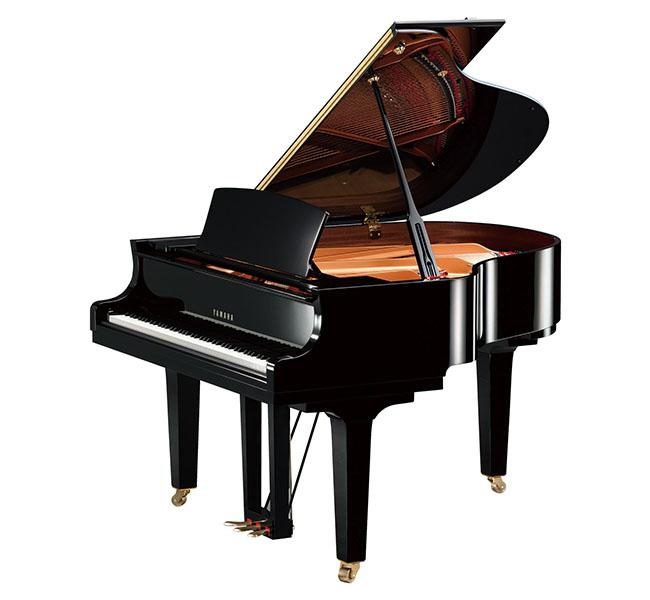 YAMAHA C1X – Piano de cauda