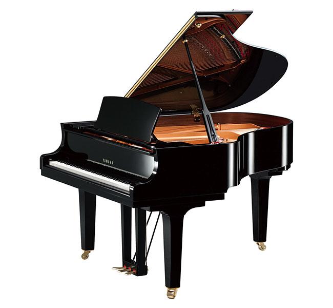 YAMAHA C2X – Piano de cauda