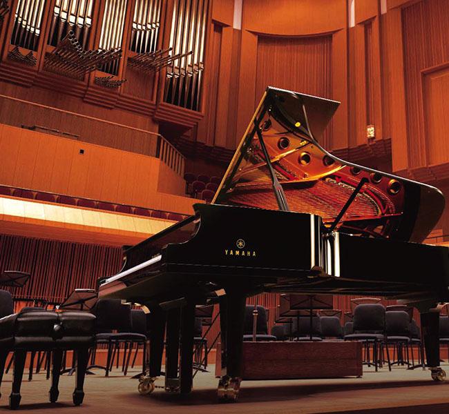 YAMAHA CFX – Piano de Concerto