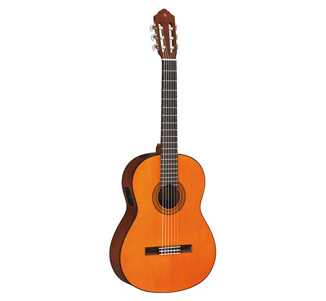 Guitarra Clássica com preamp CGX102 – Yamaha