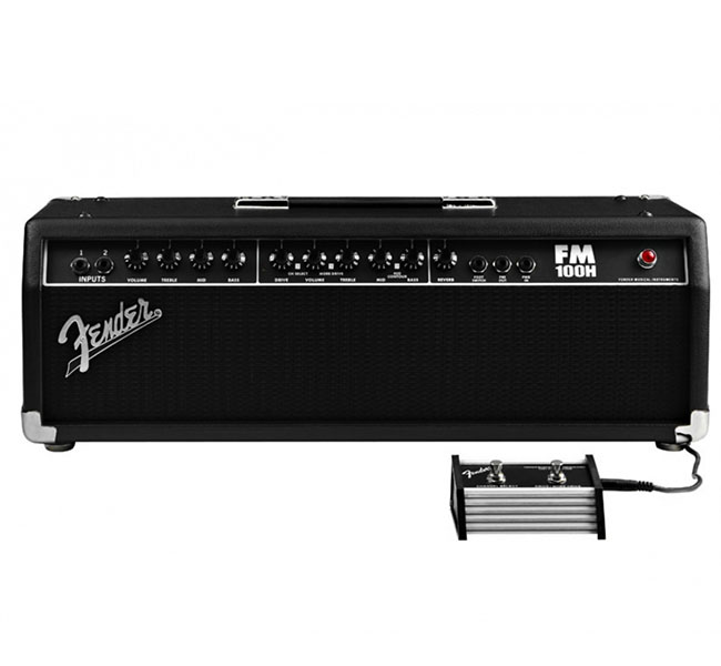Amplificador Cabeça FM100H – Fender