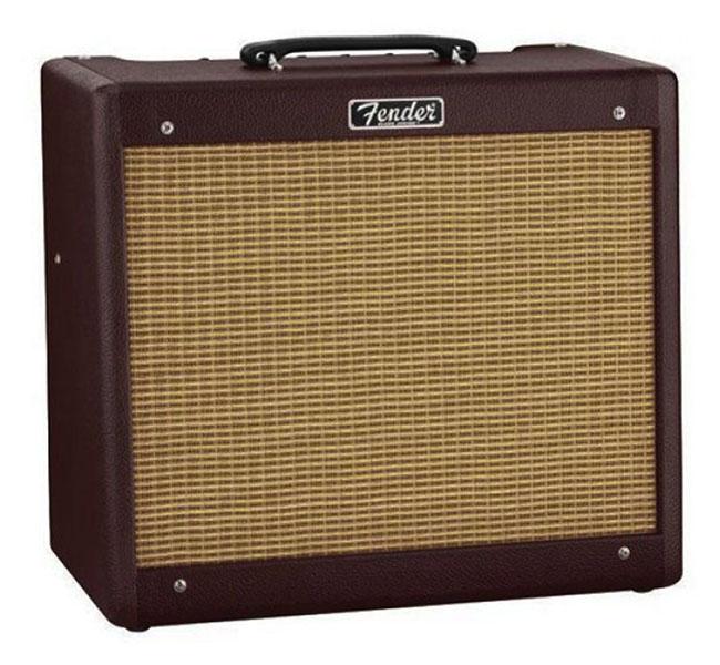 Amplificador Combo Blues Junior III Wine – Fender