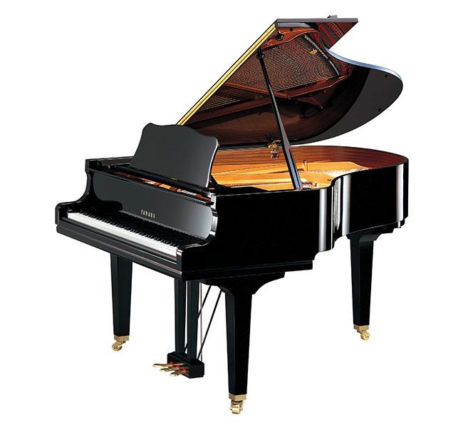 YAMAHA GC2 – Piano de cauda