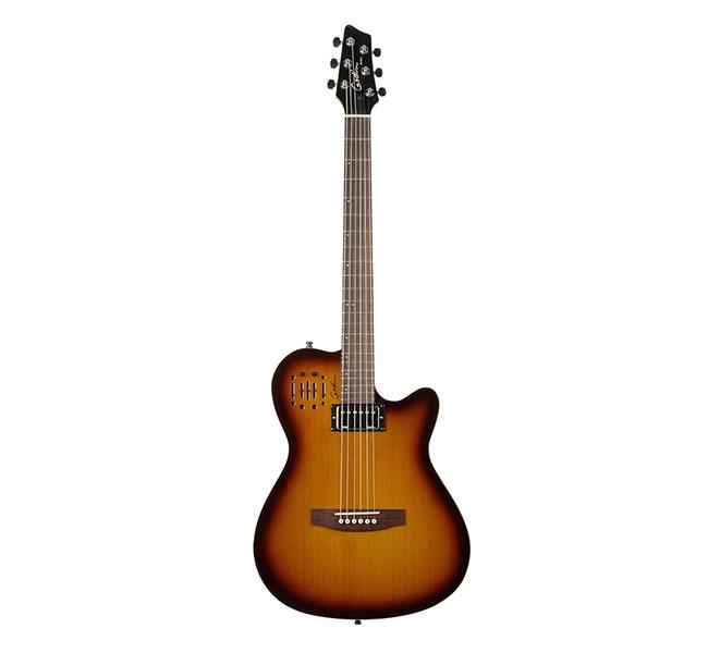 Guitarra Eletro Acústica Cognac A6 – Godin