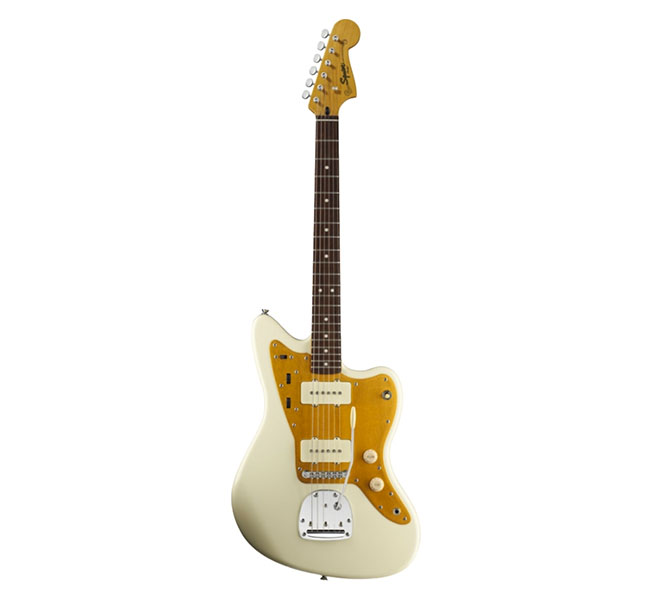Guitarra Elétrica Jazz Master VWT – Squier