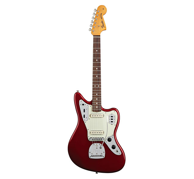 Guitarra Elétrica Classic Player Jaguar® Special – Candy Apple Red – Fender