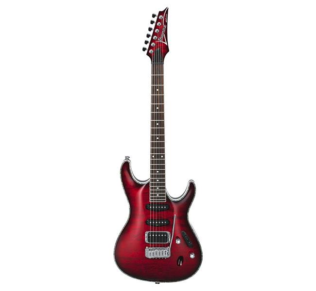 Guitarra Elétrica SA-360QM SRB – IBANEZ
