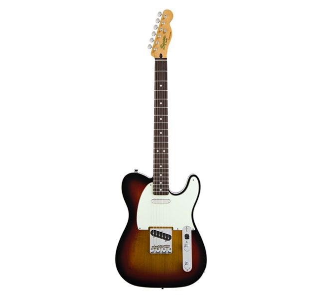 Guitarra El Telecaster Classic Vibe Custom 3TS – Squier