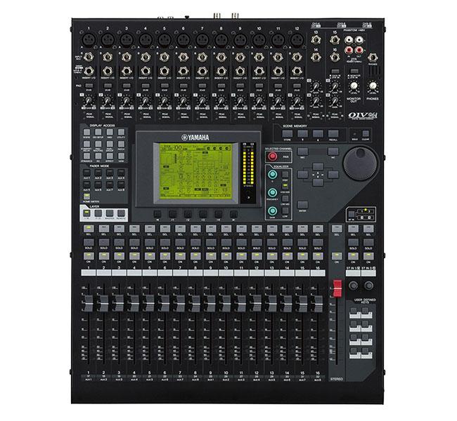Mesa Mistura 01V 96 – Yamaha