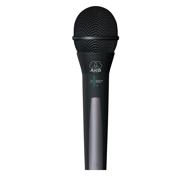 Microfone D-880 – AKG