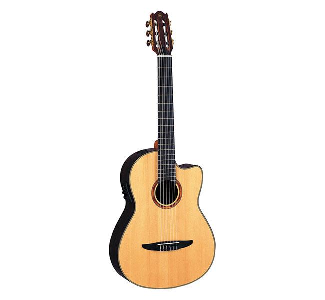 Guitarra cordas de nylon NCX1200R – Yamaha