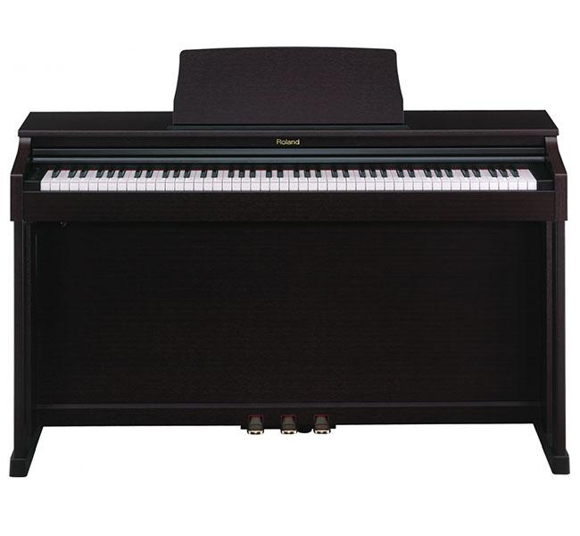 Piano Digital HP-203 RW – Roland