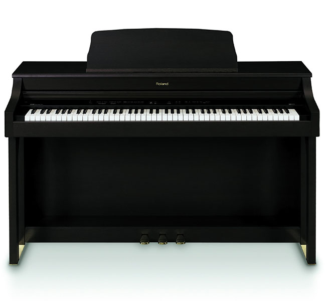 Piano Digital HP-204 RW – Roland
