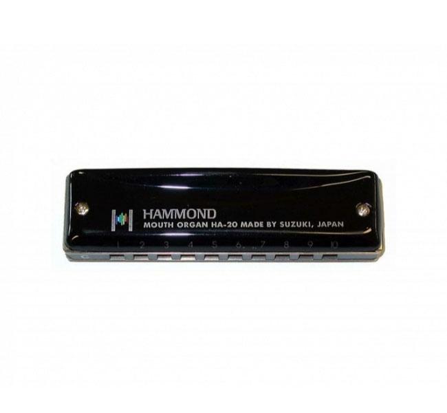 Harmónica Hammond HA-20 – Suzuki