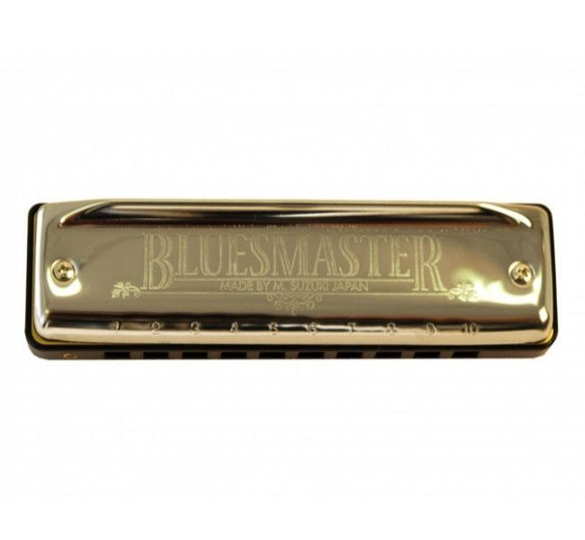 Harmónica Bluesmaster MR-250 – Suzuki