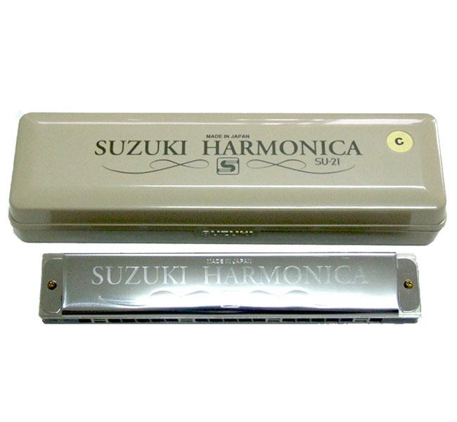 Harmónica SU-21 Special – Suzuki