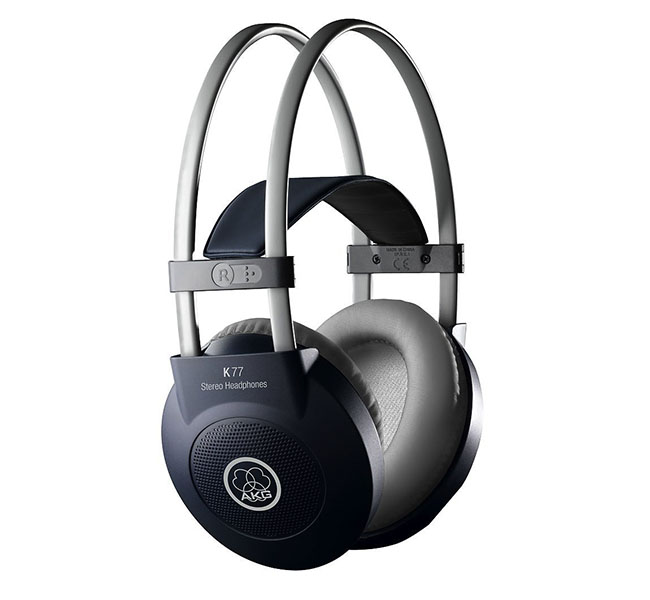 Auscultadores K77 Perception – AKG