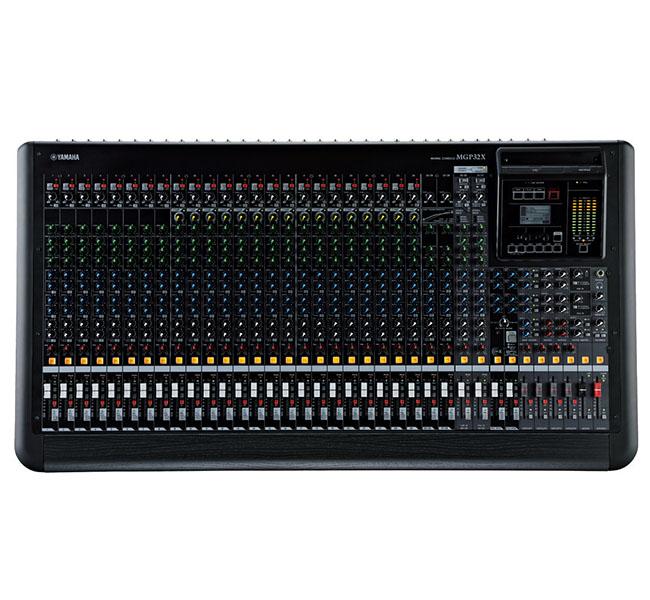 Mesa Mistura MGP32X – Yamaha