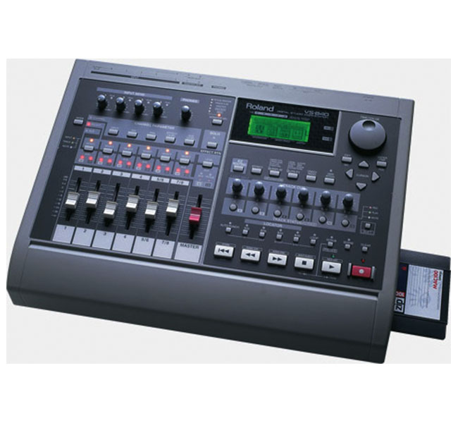 ROLAND – VS-840 Workstation digital