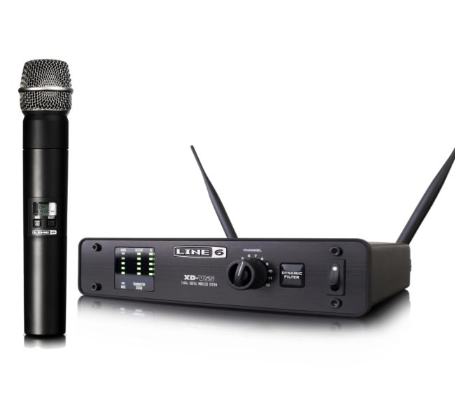LINE 6 XD- V55 Microfone